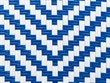 Blue & White DuraWeave
