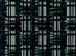 Phifer Waffle Wicker Blue