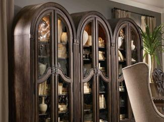 Curio Cabinets On Sale