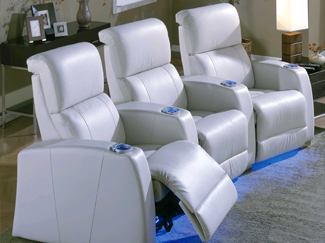 Home Theater Seating On Sale