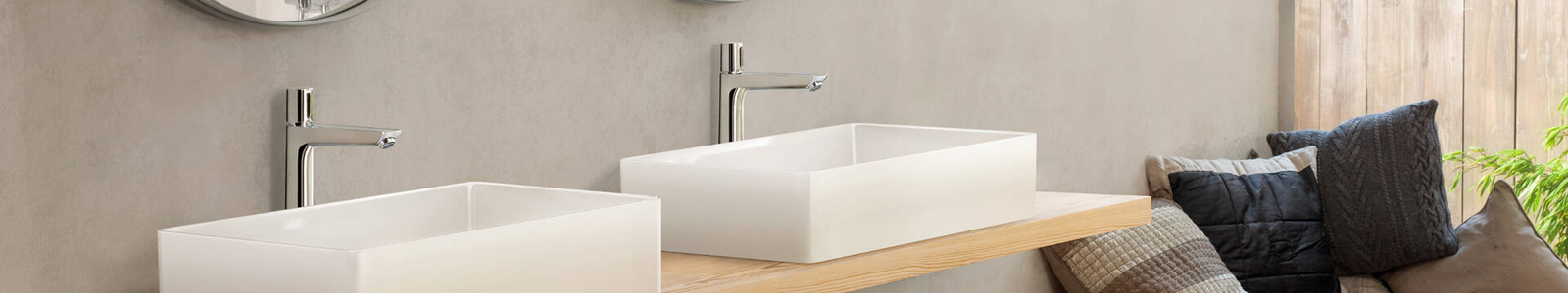 Hansgrohe Faucet Banner