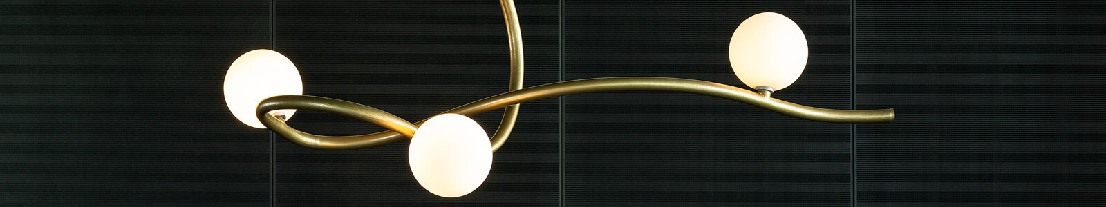 Hubbardton Forge Lighting: Chandeliers, Pendants & Lamps Banner