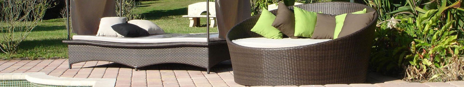 Jaavan Outdoor Patio Furniture Lounge Sets Luxedecor