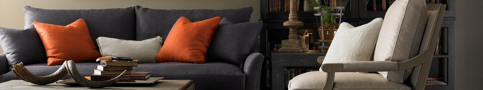 Lillian August Furniture Banner
