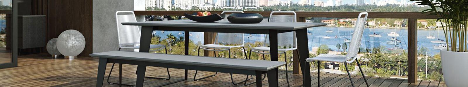 Modloft Outdoor Furniture Banner