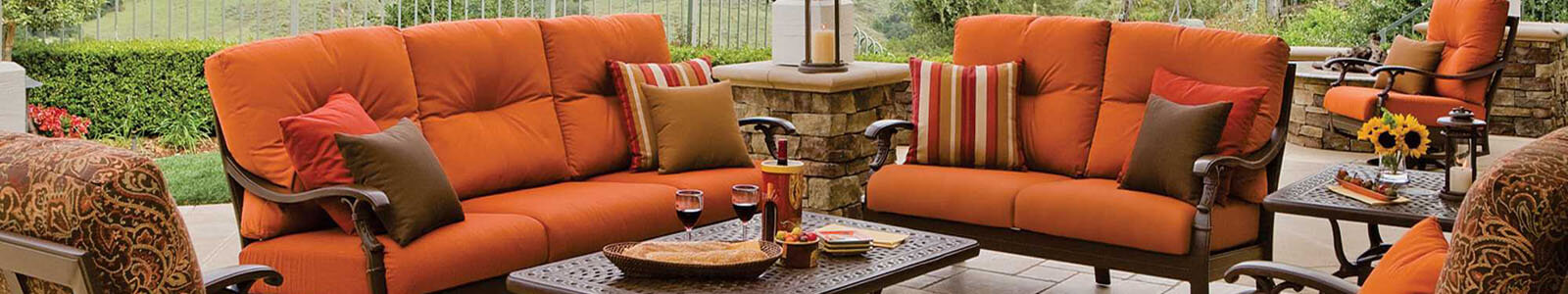 Tropitone: Outdoor Patio Tropitone Furniture Banner