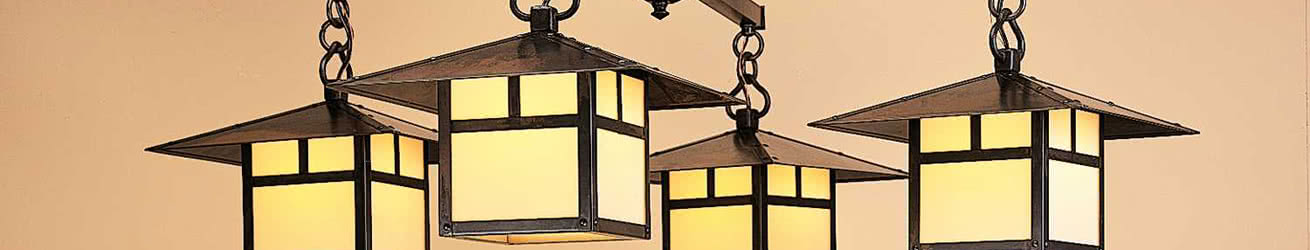 Arroyo Craftsman Lighting Banner