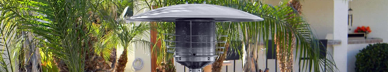 AZ Patio Heaters Banner