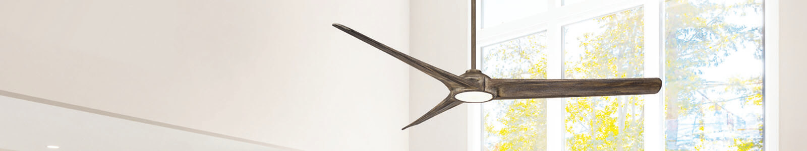 Minka-Aire Ceiling Fans Banner