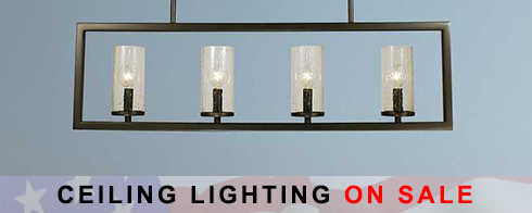 Ceiling Lighting President's Day Sale