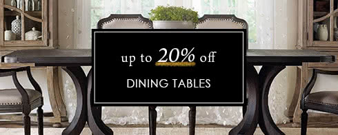 Black Friday Dining Tables on Sale