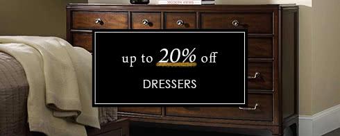 Black Friday Dressers on Sale