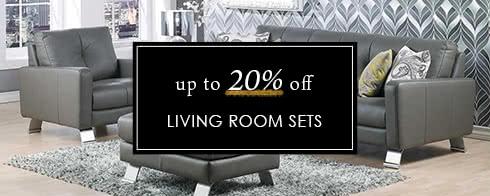 Black Friday Living Room Sets on Sale