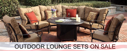 Outdoor Lounge Sets Sale