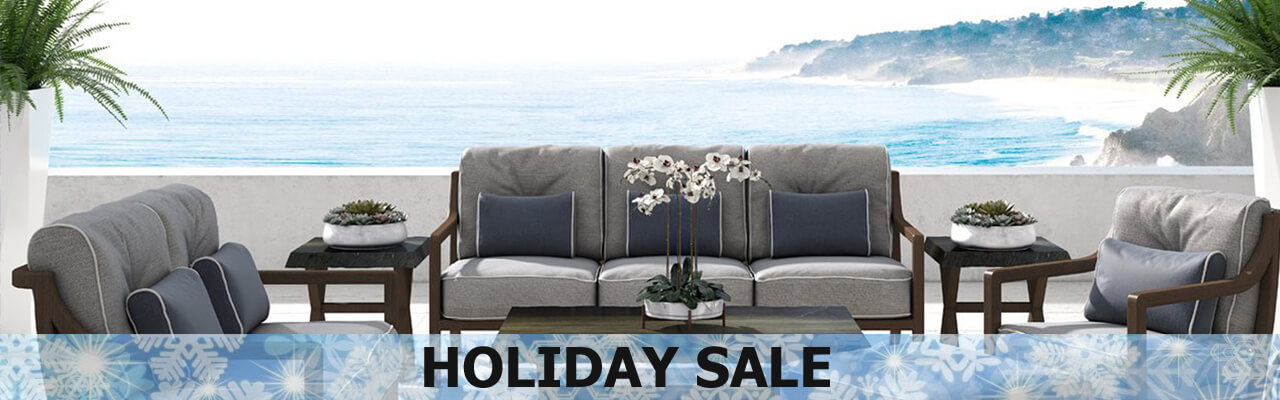 Outdoor Furniture Holiday Sale