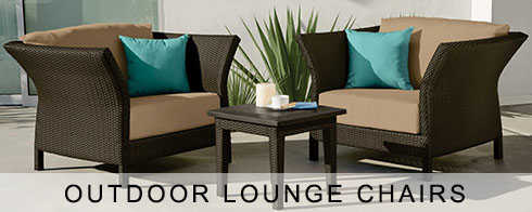 Shop Outdoor Lounge Chairs