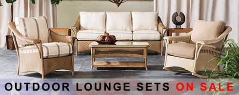 Outdoor Lounge Sets President's Day Sale