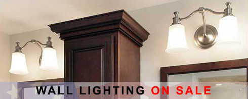 Wall Lighting President's Day Sale